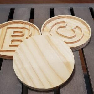 Coasters for Casting